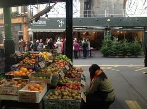Christmas Trees on Stoney Street