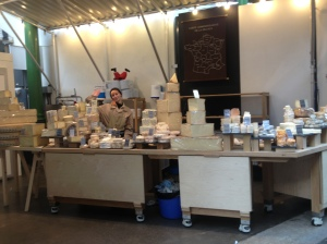 The Mons Cheese Display