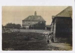 Manor Farm old photo